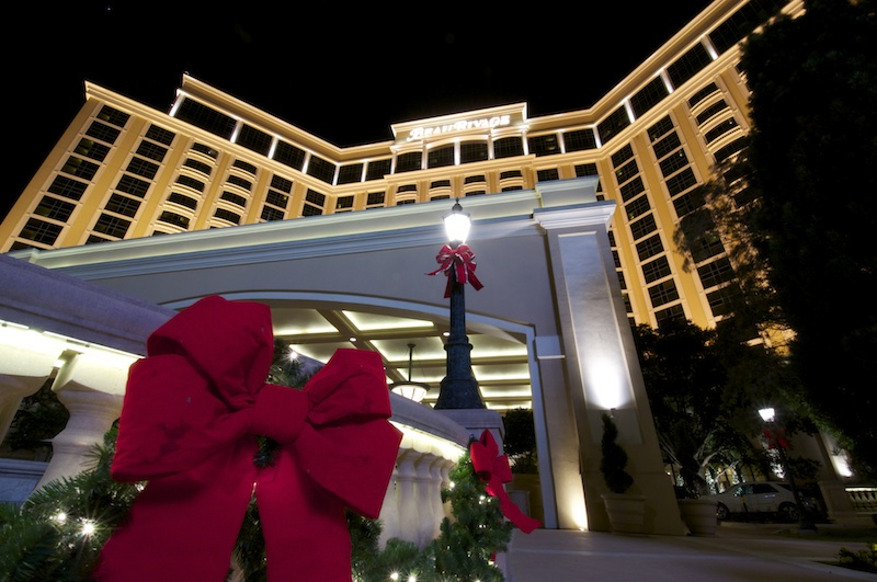 Your Guide to the Holidays at the Beau Rivage
