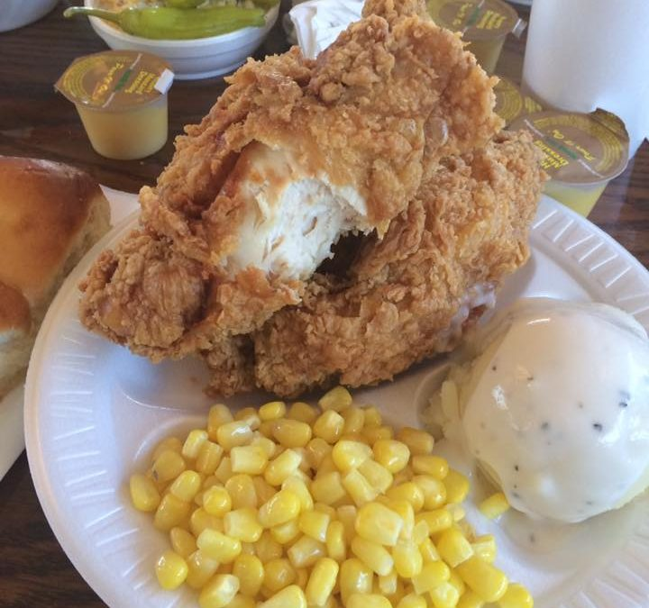 Connie's Fried Chicken
