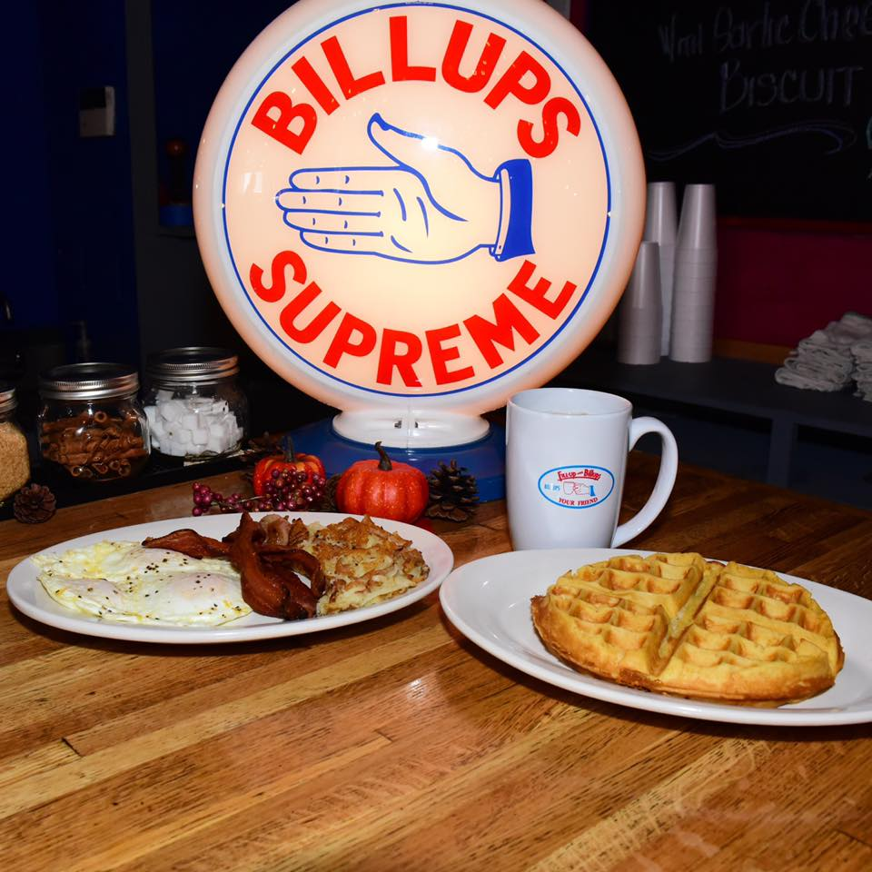 Fillup-breakfast