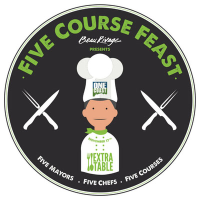 Popular Five Course Feast Fundraiser for Extra Table Returns to Beau Rivage This Week