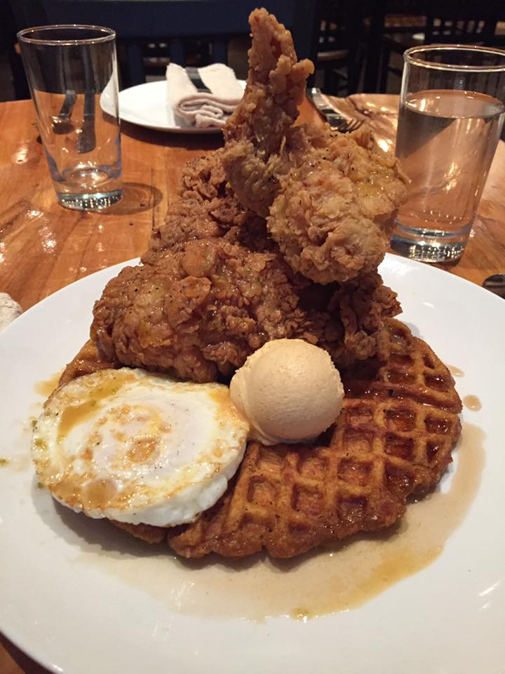 Forklift-Chicken&Waffles