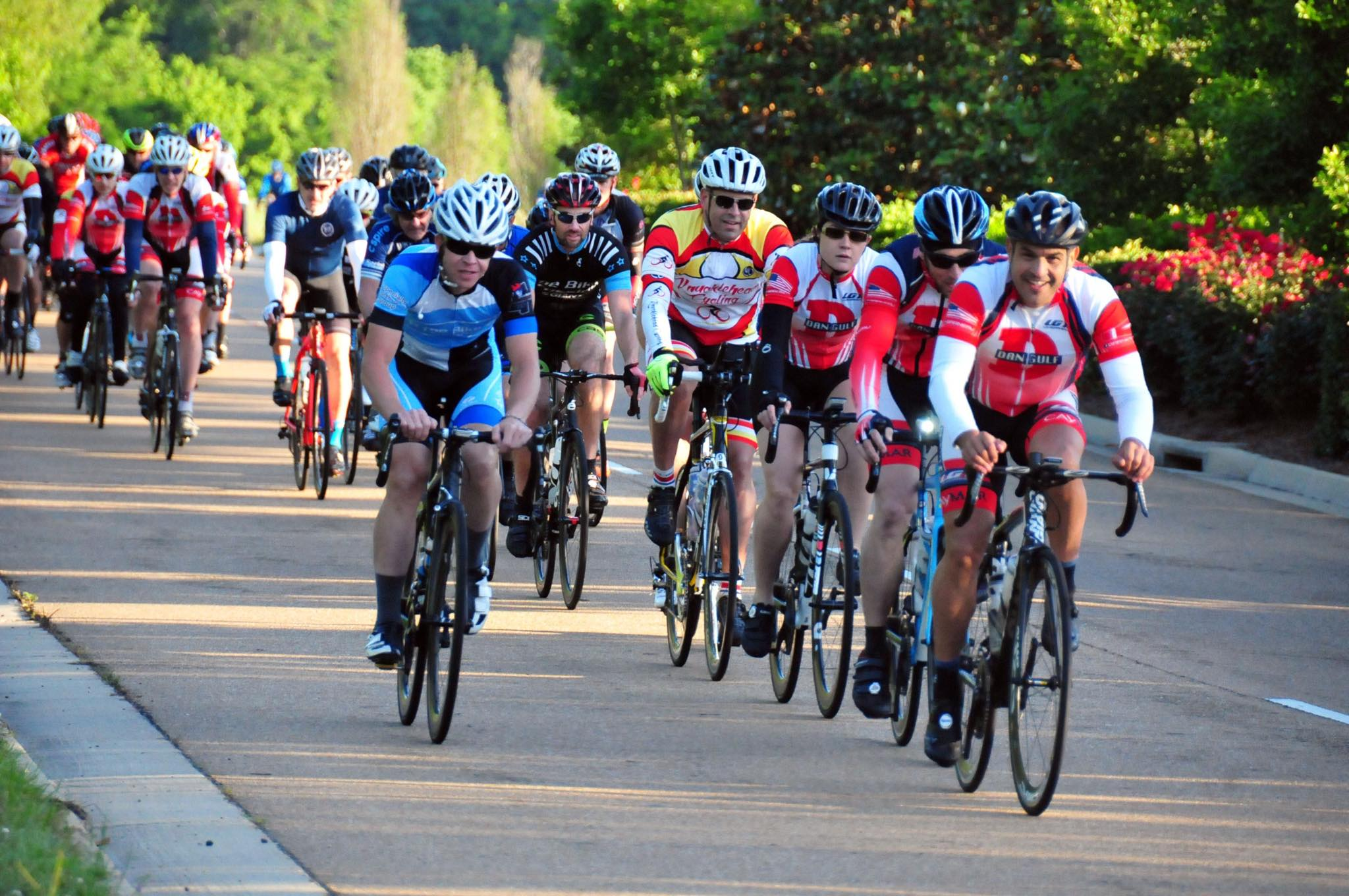 Ridgeland-Biking