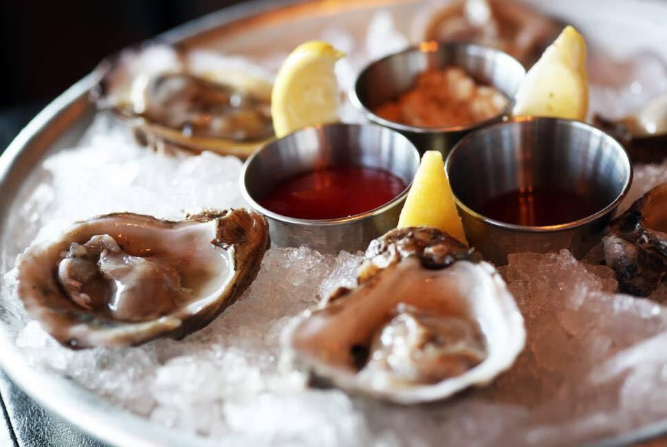Snackbar-Oysters