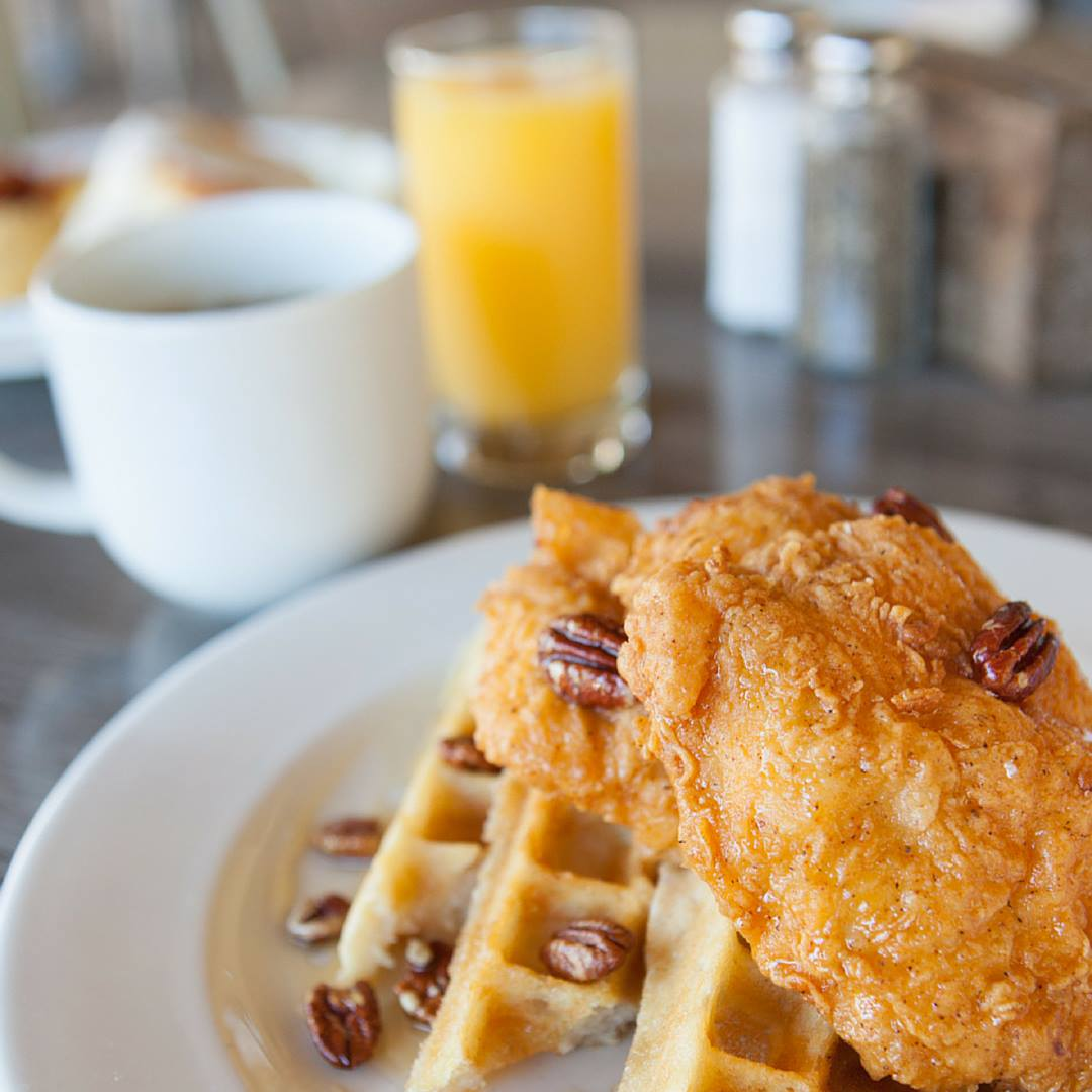 thegathering-chickenwaffles
