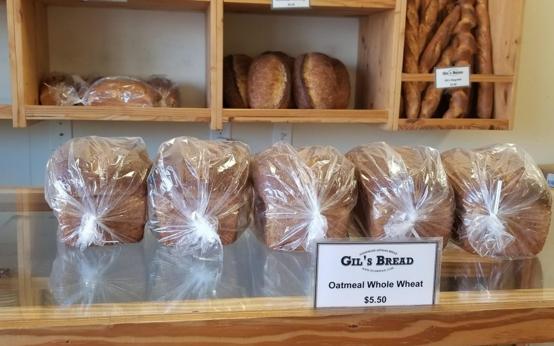Gil's Bread, There's No Knead to Make Your Own When Gil's is So Good in Ridgeland, Mississippi — Season 3, Ep. 004